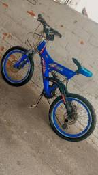 Bicicleta aro 25 top