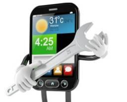Troco a tela de seu celular a domicílio na hora