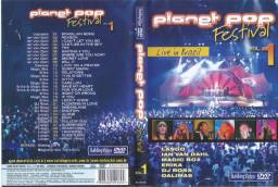 dvd planet pop festival vol.1 2 3 4 (leia descrição)