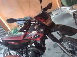 Moto xtz 125XE