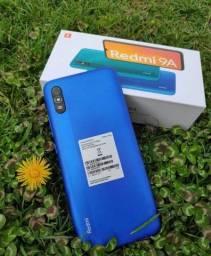 Xiaomi Redmi 9 a!!! Azul&cinza a pronta entrega!!