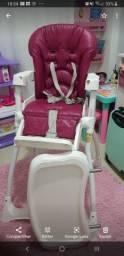 cadeira de alimentação alta  Burigotto Merenda