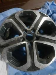 Roda avulsa aro 18 original Honda hrv