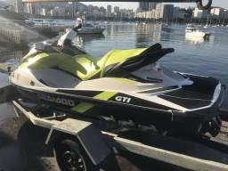 Jet Ski (moto aquática) Sea-Doo GTI 2017 - 2017