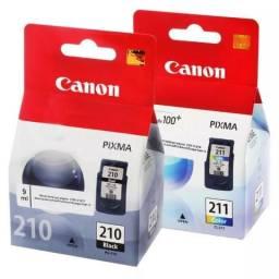 Recarga na hora para cartuchos de tinta, HP, Canon, Lexmark e outras marcas
