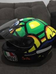 Capacete AGV K3 turtle