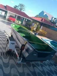 Barco de Alumínio R$ 5.400.00 - 2010