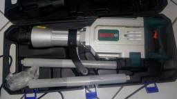 Martelete demolidor Bosch 15kg zerado (ENTREGO)