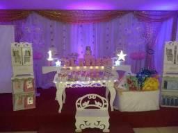 Salão para festas e eventos