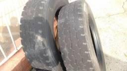 4 pneus 215 17,5 75