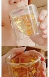Copo caveira personalizado 75 ml