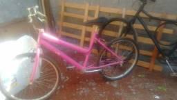 Bicicleta e ar condicionado