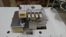 Máquina de Costura Interloque Industrial Jukai