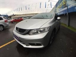 CIVIC Civic Sedan LXR 2.0 Flexone 16V Aut. 4p - 2015