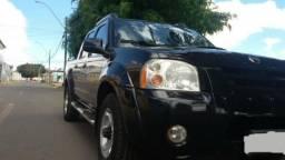 Frontier 4x4 Diesel Motor MWM *Leia o Anúncio - 2005