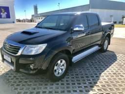 Hilux SRV 12/12 Diesel Aut - 2012