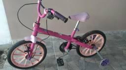 Bicicleta infantil aro 12 posso entregar