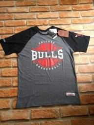 Camiseta Chicago Bulls Mitchell e ness