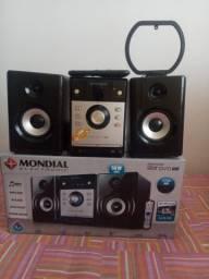 Mini System  DVD