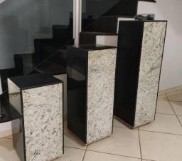 Pedestal em granito