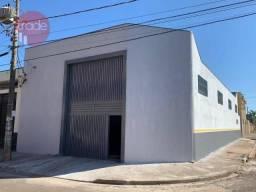 Galpão para alugar, 240 m² por R$ 2.400/mês - Vila Brasil - Ribeirão Preto/SP