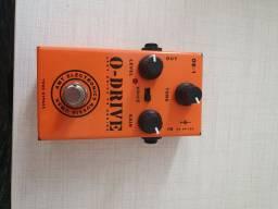 Vendo ou troco pedal AMT eletronics AMT O Drive (Russo)