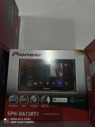 Multímidia Pioneer Sph-da138tv Touch 6,2 Bt Spotify Waze Usb