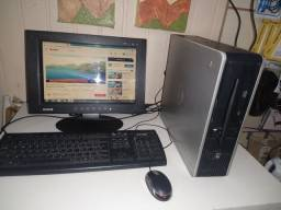Computador Completo HP com Wi-fi