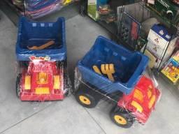 Caminhão com pazinha- ENTREGO GRÁTIS