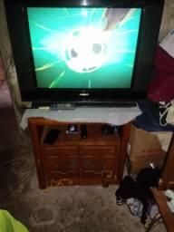 Vendo ou troco tv de tubo 29 polegada