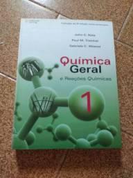 Química geral e reações químicas 1
