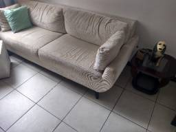 Sofa Lar Shoping 3 lugares Luxo