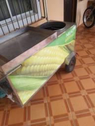 Carrinho milho