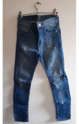 Calça Masculina Zara 40 Maculina Nunca Usada