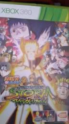 Naruto Storm Revolution Xbox 360 ORIGINAL
