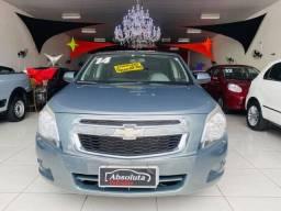 Cobalt 2014 lt 1.4 flex completo, carro impecável !!!