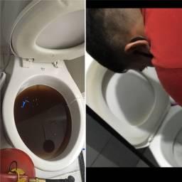 Vaso sanitário entupiu?? Resolvemos seu problema