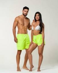 Short casal sensação da moda