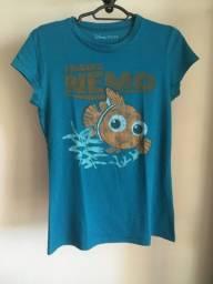 Camiseta Procurando Nemo
