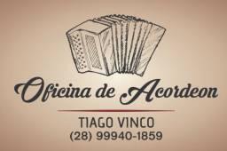 "Oficina de Acordeon""Tiago Vinco"""