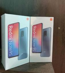 Xiaomi note 9s 64gb/128gb lacrados