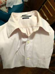 Camisa social richards