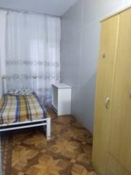 Alugo quarto individual mobiliado