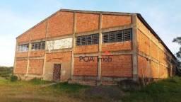 Terreno para alugar, 2000 m² por R$ 1.500/mês - Rubem Berta - Porto Alegre/RS
