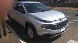 Fiat Toro Freedom 2.0 - 2018 Prata (Diesel)