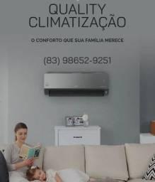Instalação de ar condicionados é com a gente!!