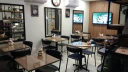 Mesas e Cadeiras - 02 e 04 Lugares - Lanchonete e Restaurante - NOVA