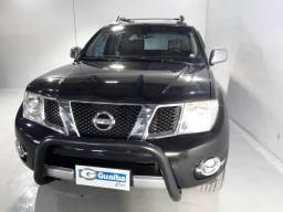 NISSAN FRONTIER 2.5 SL 4X4 CD TURBO ELETRONIC DIESEL 4P AUTOMÁTICO