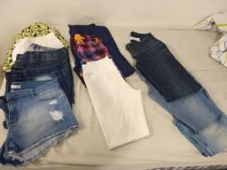 Lote roupas Plus Size 26 peças
