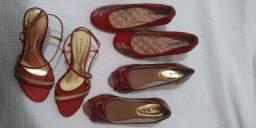 Sandália e sapatos maravilhosos!!!
